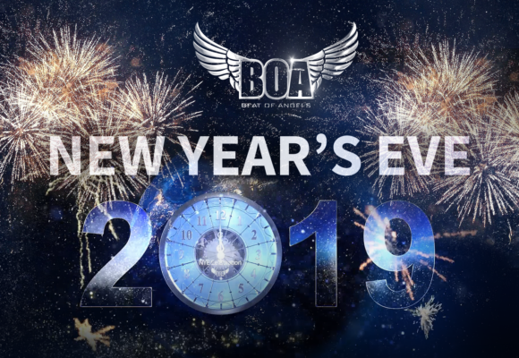 New Year's Eve 2019 at Club BOA