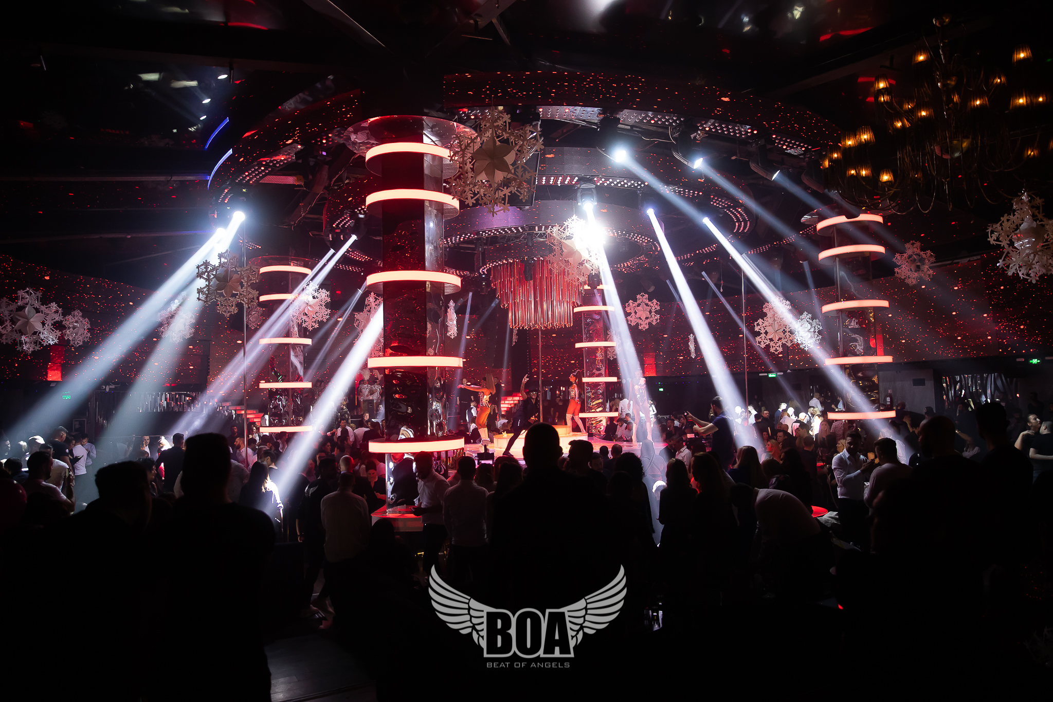 Boa Beat Of Angels Club Bucharest