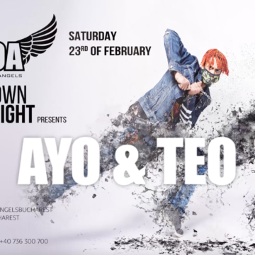 WeOwnTheNight – Ayo & Teo