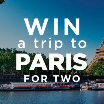 Win a Free Trip to Paris
